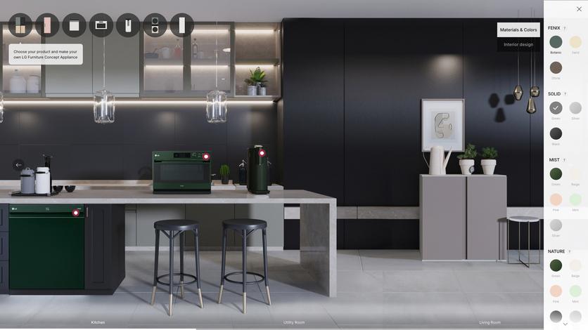 LG анонсировала коллекцию дизайнерской бытовой техники
