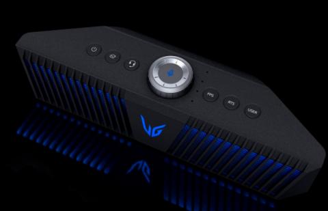 LG показала первый в мире геймерский саундбар