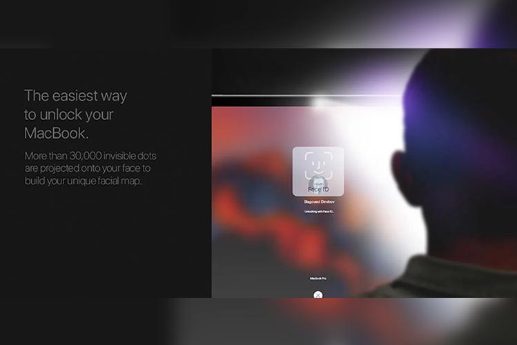 MacBook получат поддержку 5G и распознавание лиц Face ID, но случится это нескоро