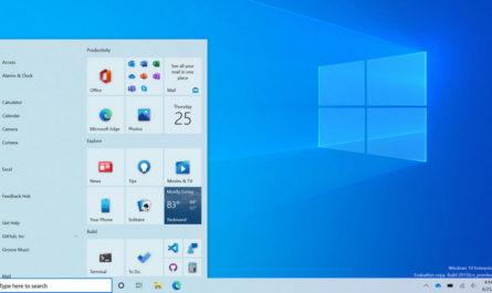 Microsoft хочет унифицировать дизайн Windows 10 и совместимых приложений