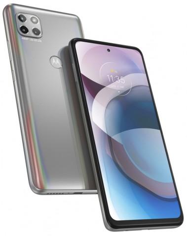 Motorola показала четыре недорогих смартфона с ёмкими аккумуляторами