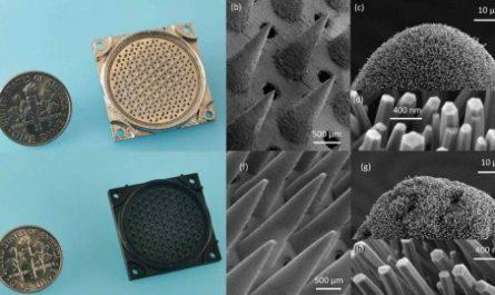 На 3D-принтере создали работающий на ионах нанодвигатель