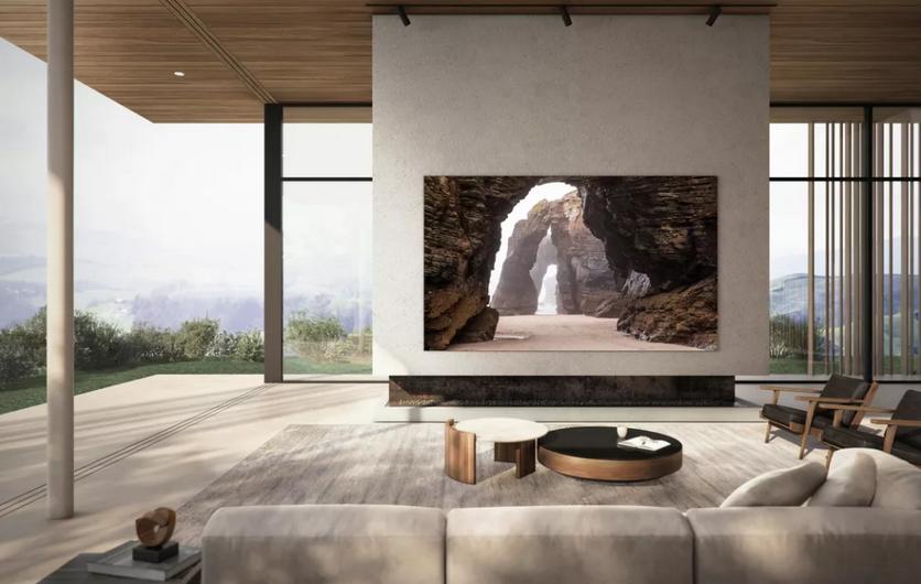 Новые MicroLED-телевизоры Samsung стоят как спорткары