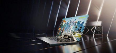 NVIDIA представила линейку ноутбуков на базе GeForce RTX 30XX