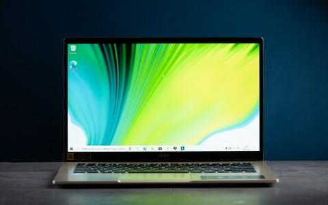 Обзор Swift 1 от Acer: Wi-Fi 6 и хорошая автономность за приемлемую цену