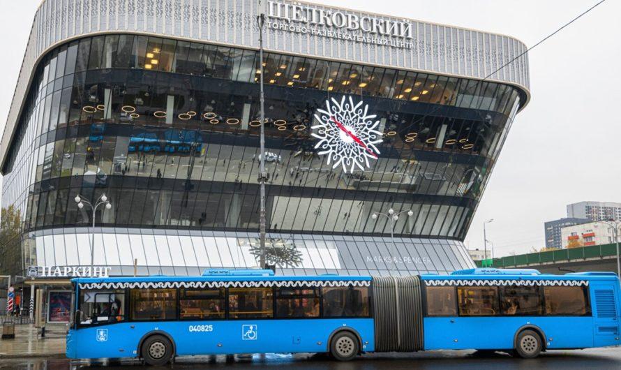 Собянин рассказал о строительстве автовокзалов в Москве