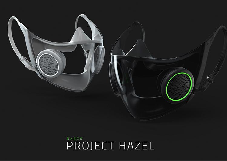 Razer представила защитную маску с прозрачным корпусом, фильтром бактерий, усилителем голоса и RGB-подсветкой