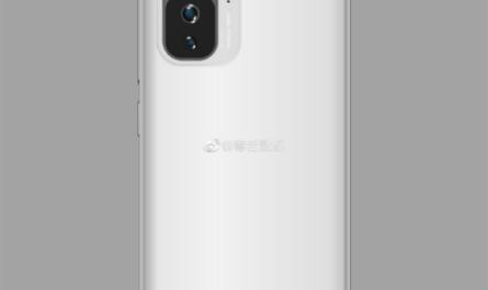 Redmi K40 с оригинальным модулем камеры засветился на качественном рендере