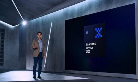 Samsung Exynos 2100: на 30% мощнее CPU и на 40% быстрее GPU