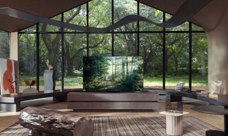 Samsung представила телевизор на новой технологии Neo QLED