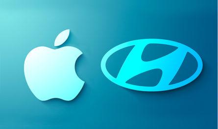 Слухи: Huyndai начала сомневаться, стоит ли сотрудничать с Apple в производстве электромобиля Apple Car