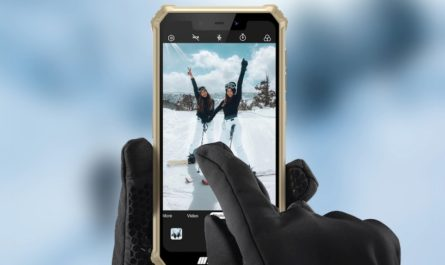 Смартфоны грязи не боятся: «неубиваемый» F150 B2021 с ёмким аккумулятором по специальной цене