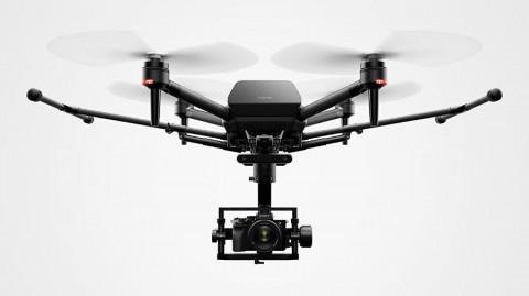 Sony выпустила уникальный дрон для качественной съёмки с воздуха