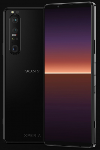 Sony Xperia 1 III с перископической камерой показали «в полный рост»