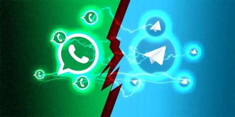 Telegram против WhatsApp. Убьёт ли мессенджер Дурова мессенджер Цукерберга?