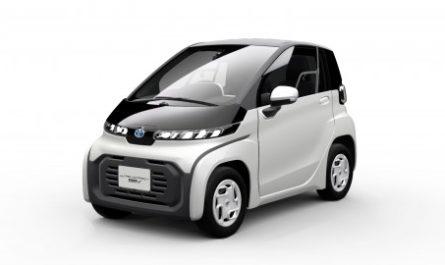 Toyota готовит сверхкомпактный электрокар за $16 000