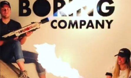 Тысячи огнемётов Илона Маска были изъяты, а владельцы получили крупные штрафы