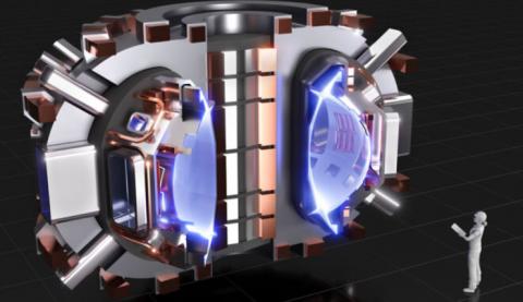 Учёные рассказали о строительстве компактного термоядерного реактора