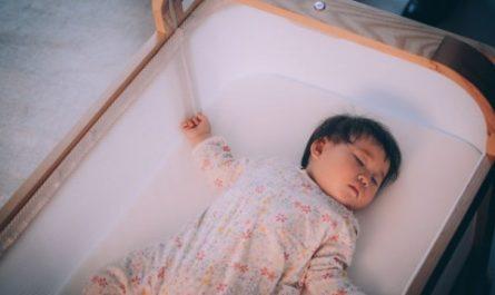 Умная детская кроватка с ИИ укачает ребёнка не хуже мамы [ВИДЕО]