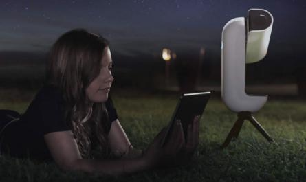 Умный телескоп упрощает наблюдение за звёздным небом