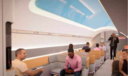 Virgin показала концепт транспорта будущего Hyperloop на видео