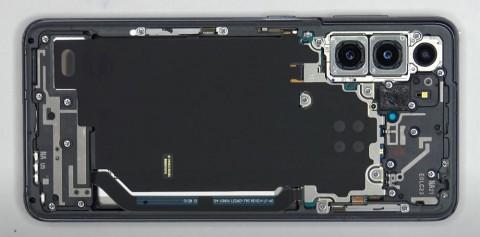 Внутри Samsung Galaxy S21 нашли ряд отличий от предшественника