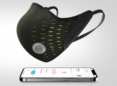 Выпущена умная защитная маска по цене Apple AirPods