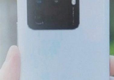 Xiaomi Mi11 Pro впервые показали на реальной фотографии