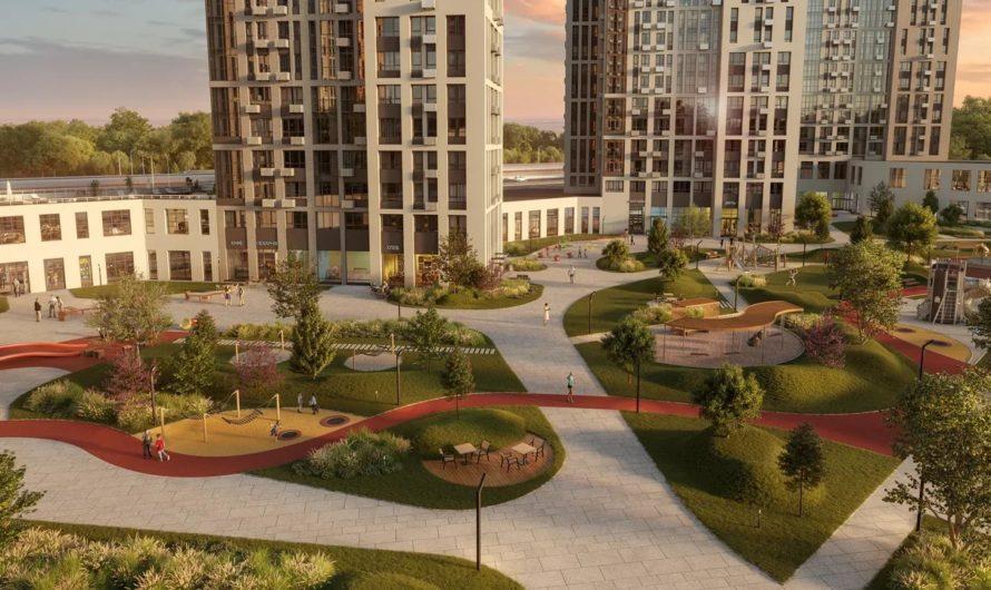 Строительство ЖК «Прокшино» в Сосенском ГК «А101» планирует завершить в конце следующего года