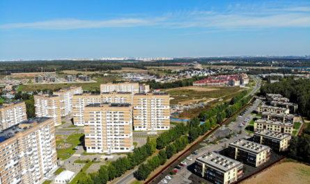 За 10 лет в Москве введено 1,6 млн кв. метров жилья для обманутых дольщиков