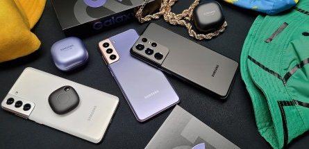10 причин обратить внимание на новые флагманы Samsung Galaxy S21