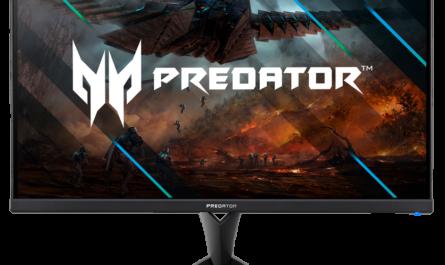 Acer представила игровой 32-дюймовый монитор Predator