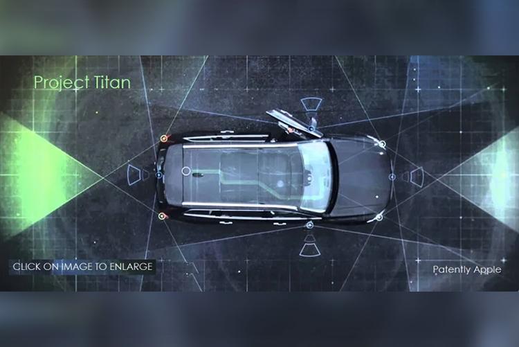 Apple запатентовала для будущего электромобиля систему распознавания дорожных знаков при плохой видимости