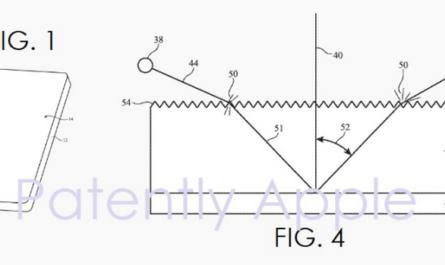 Apple запатентовала меняющий цвет корпус, который уже есть у китайских гаджетов