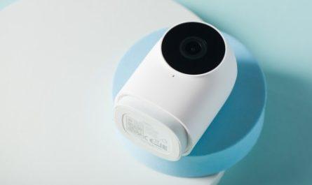 Aqara Camera Hub G2H: доступная умная камера с поддержкой Apple HomeKit