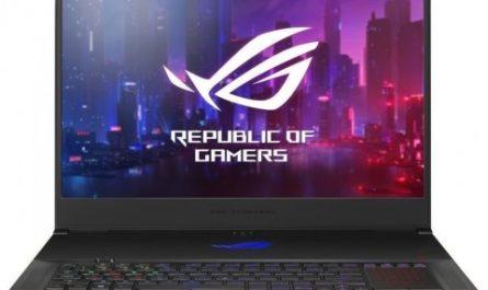 ASUS раздаёт подарки за покупку игровых ноутбуков