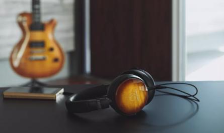 Audio-Technica представила аудиофильские наушники из дерева