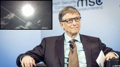 Билл Гейтс предлагает остудить Землю, прикрыв её от Солнца