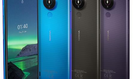 Бюджетный Nokia 1.4 на Snapdragon представлен в России
