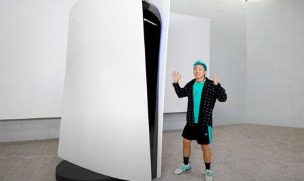 Блогер сделал трёхметровую PlayStation 5, которая весит больше 200 кг, стоит $70 тыс. и на ней можно играть