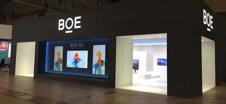 BOE придумала устройство, которое позволит слепым людям почувствовать изображение на экране