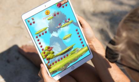 Choba Jumper — кому свежих яблочек?