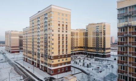 Введена в эксплуатацию первая очередь ЖК «Остафьево» на почти 2400 квартир