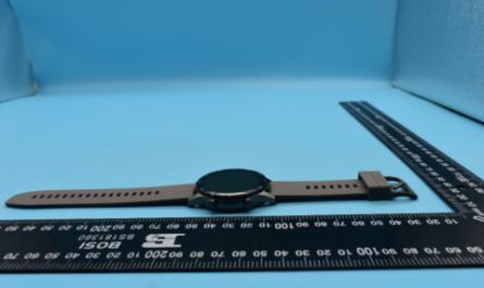 Дизайн и спецификации смарт-часов RedMagic Watch раскрыты официальным источником