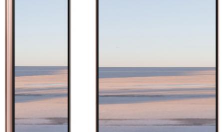 Два дисплея и новый форм-фактор. HUAWEI Mate X2 показали на рендере