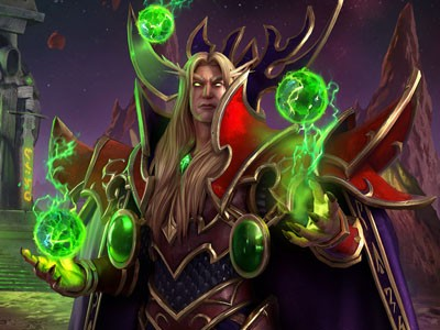 Фанаты делают ремейк ремейка Warcraft III
