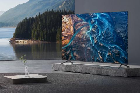 Гигантский 4K-телевизор Redmi получил более доступную модификацию