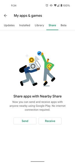 Google запустила функцию локальной раздачи Android-приложений