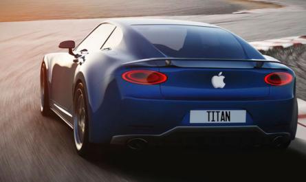 Инсайдер рассказал о ключевых особенностях автомобиля Apple