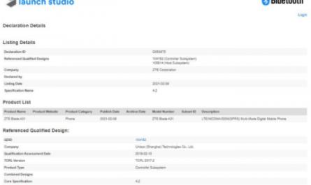 Инсайды #2276: ZTE Blade A31, Moto E7 Power, сгибаемый iPhone